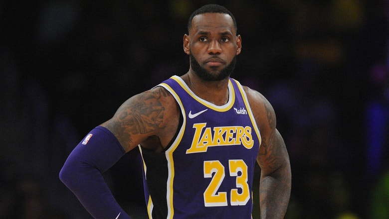 64005948a89 Nick Wright questions if LeBron can land a star free agent with the Lakers  front office drama | FOX Sports