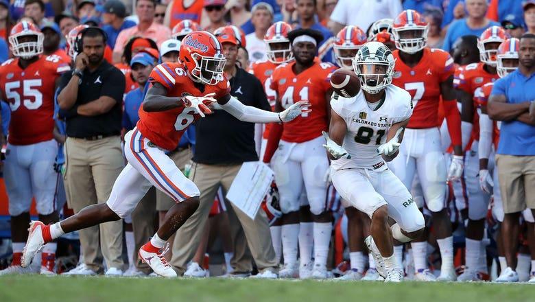 Florida defensive back Brian Edwards arrested on misdemeanor battery charge