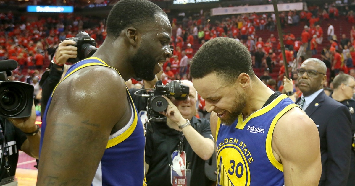 Chris Broussard believes the Warriors sent a message after eliminating the Rockets without Kevin Durant