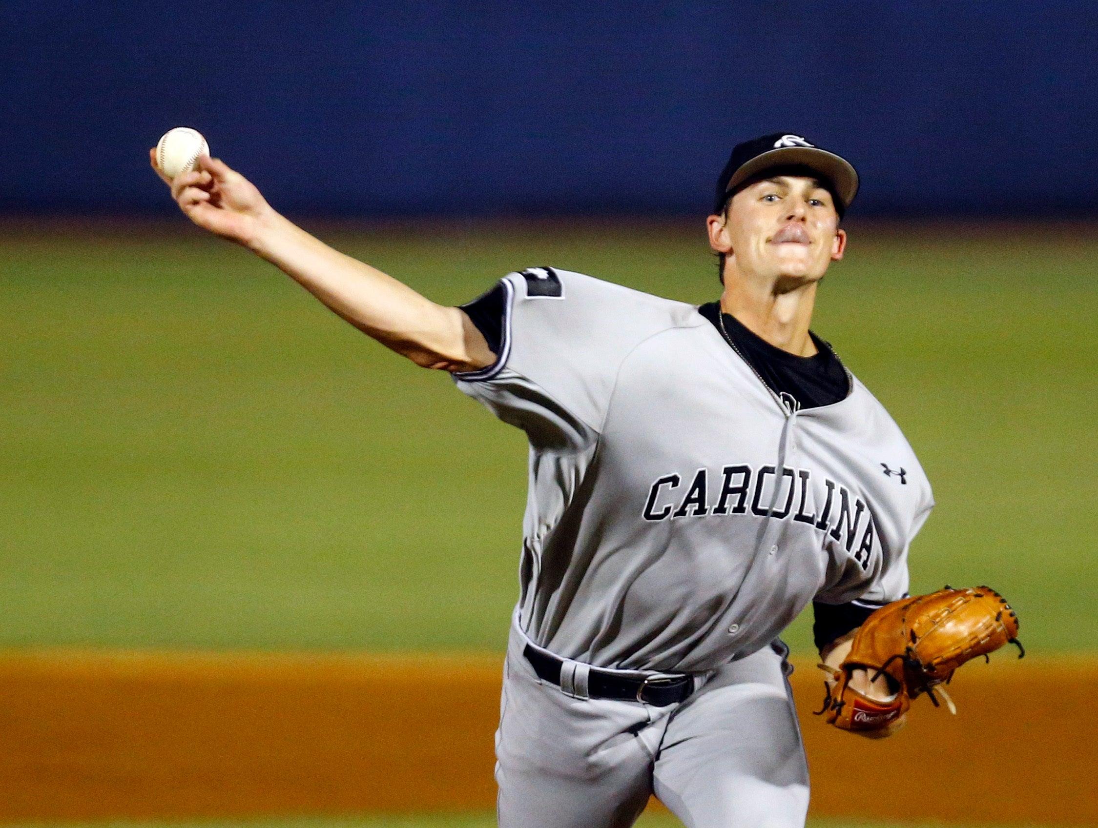 LSU rallies to beat South Carolina 8-6 in SEC Tournament
