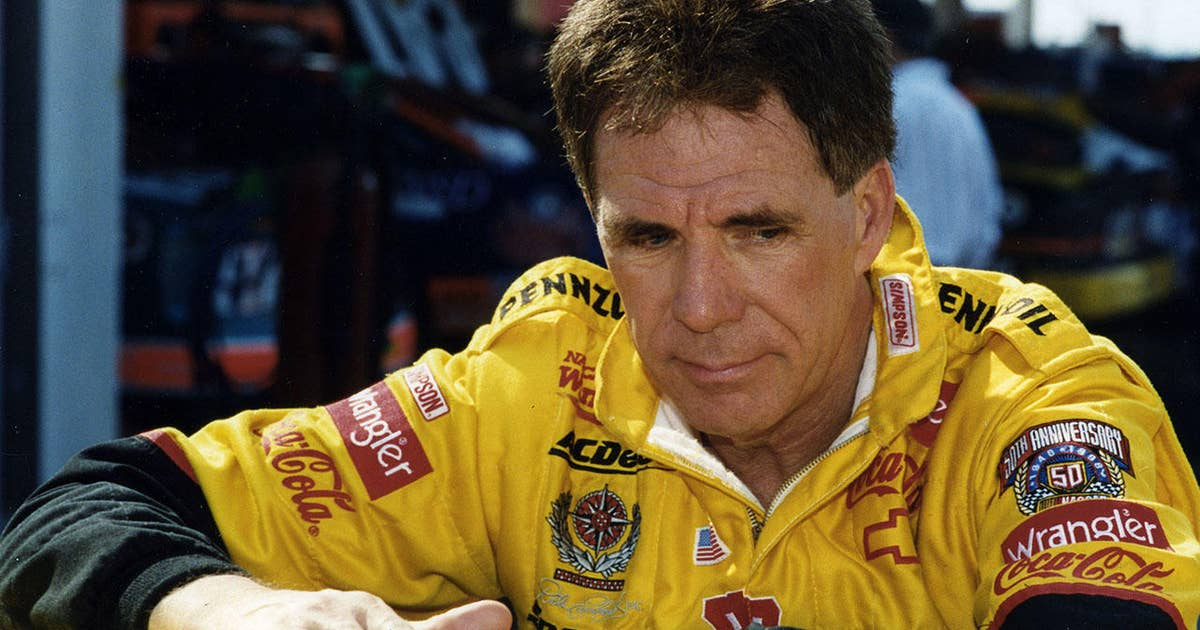 Chad Knaus remembers when Darrell Waltrip drove the No. 1 for Dale Earnhardt, Inc.
