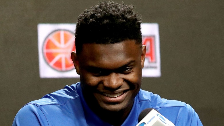 Shannon Sharpe: There's not a 'remote possibility' Zion returns to Duke over being drafted by Pelicans