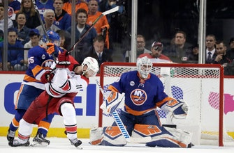 Isles' Lehner thrives after confronting mental health issues