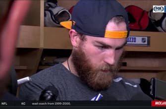 O'Reilly: 'It wasn't perfect but we found a way to put the puck in the net at key times'