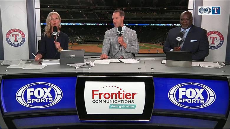 Rangers survive in 10-9 Win against Seattle | Rangers Live