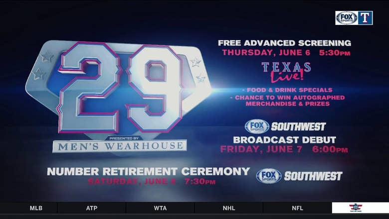 Adrian Beltre Retirement Ceremony | Rangers Live | FOX Sports