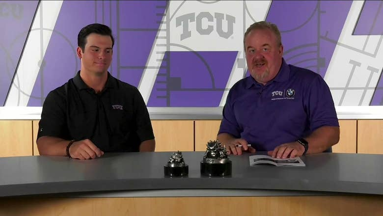 Josh Watson on TCU and the Big 12 Tournament | Horned Frogs Nation