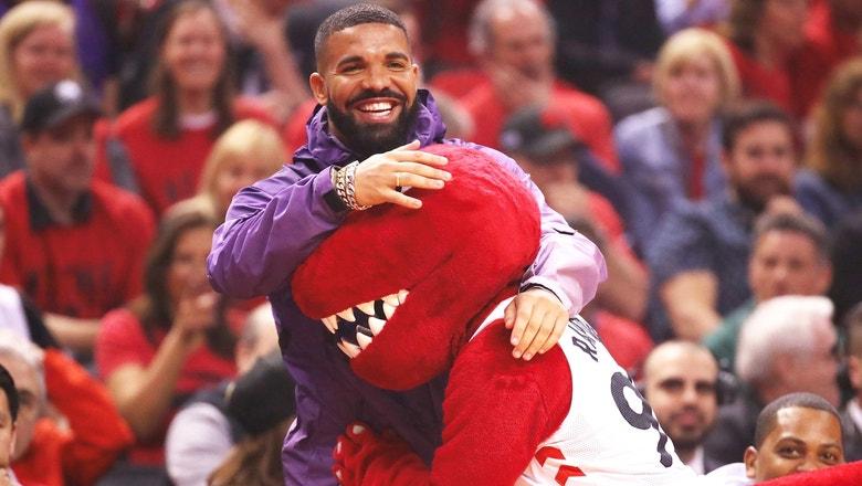 Skip Bayless: 'I have absolutely zero problem' with Drake's antics during Raptors-Bucks series