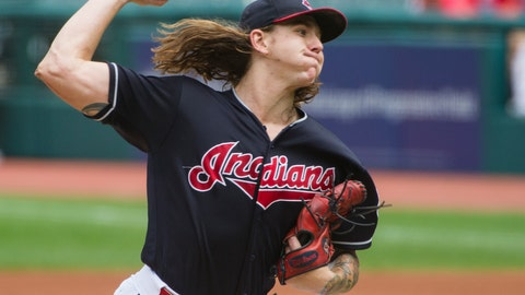 <p>               FILE - In this Aug. 30, 2018, file photo, Cleveland Indians starting pitcher Mike Clevinger delivers to the Minnesota Twins during the first inning of a baseball game in Cleveland. Mike Clevinger's comeback is speeding along like one of his fastball. Cleveland's starting pitcher has made startling progress from an upper back strain that threatened his season and was expected to sideline him for several months. However, the right-hander, who wasn't expected to be able to pick up a ball for two months, will throw his second bullpen session on Friday, May 17, 2019. (AP Photo/Phil Long, File)             </p>
