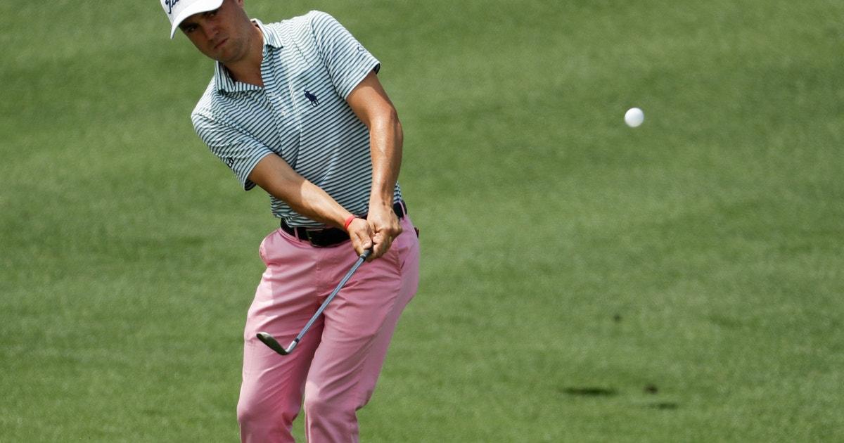 Justin Thomas withdraws from PGA with wrist injury