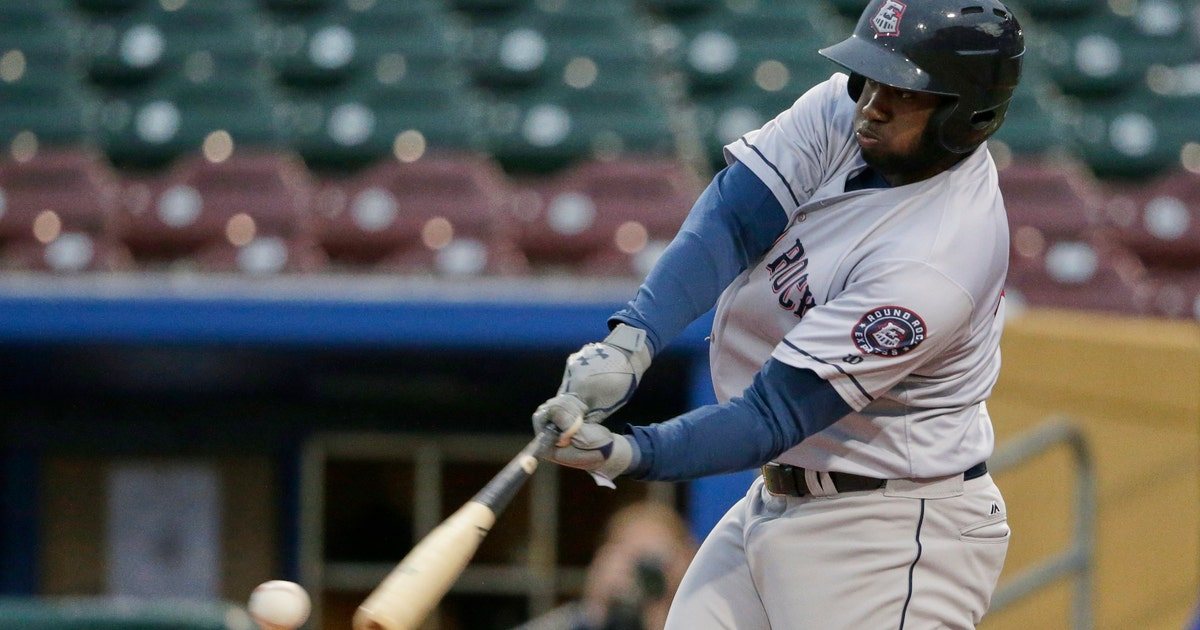 Triple-A batters smashing it since MLB ball is put into play