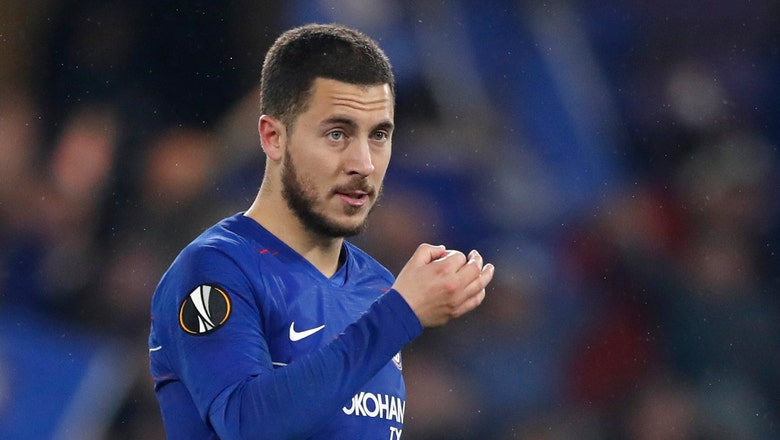 Hazard makes decision on Chelsea future, not made it public