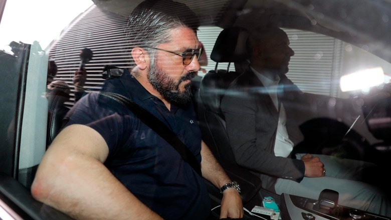 Milan coach Gattuso leaves club by mutual agreement