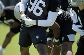 3 Clemson stars highlight Raiders rookie class