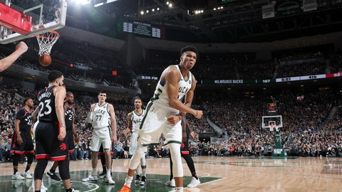 We haven't even talked about Giannis