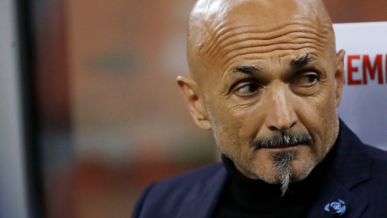 Spalletti leaves Inter, Conte expected to replace him