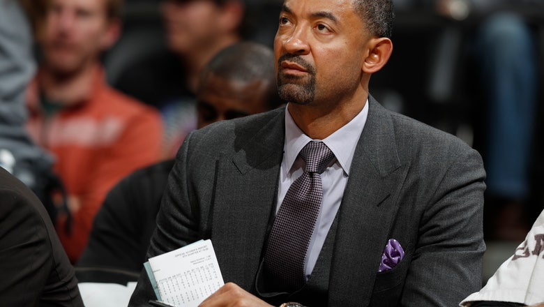 AP Source: Michigan hires Juwan Howard as basketball coach