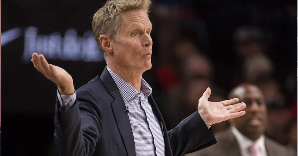 Colin Cowherd: 'Steve Kerr is remarkable' and deserves credit for his sustained success
