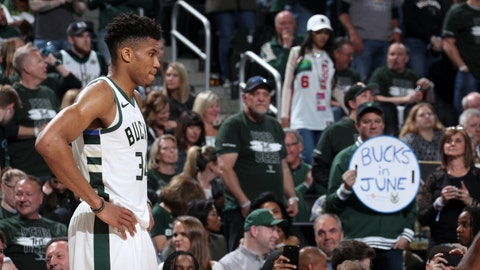 The Bucks are in good shape