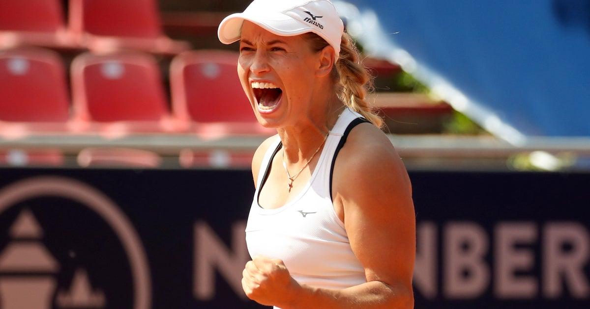 Putintseva to play Zidansek in Nuremberg Cup final