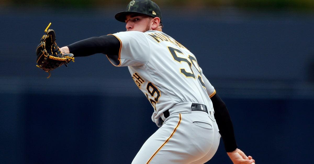 Moran, Musgrove lead Pirates to 6-4 win vs Padres