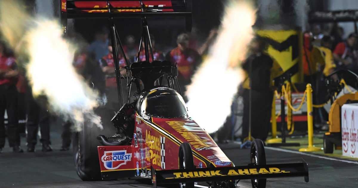Brittany Force takes No. 1 spot at NHRA Southern Nationals