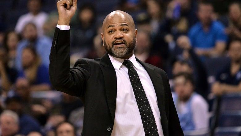 Cavs hire former Grizzlies coach JB Bickerstaff