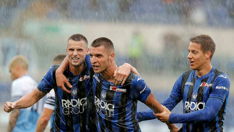 Champions League dream becoming reality for Atalanta