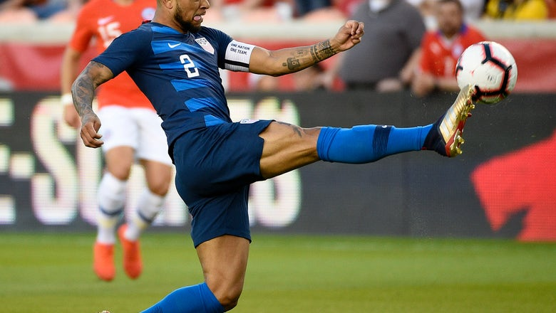 Yedlin has groin surgery, may miss CONCACAF Gold Cup