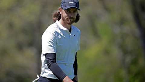 <p>               Tommy Fleetwood, of England, walks on the fourth green during the first round of the PGA Championship golf tournament, Thursday, May 16, 2019, at Bethpage Black in Farmingdale, N.Y. (AP Photo/Seth Wenig)             </p>