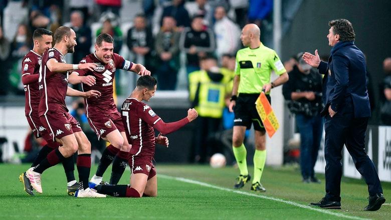 Ronaldo rescues 1-1 draw for Juventus against Torino