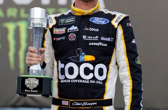 Bowyer, Kyle Busch head field at NASCAR All-Star Race