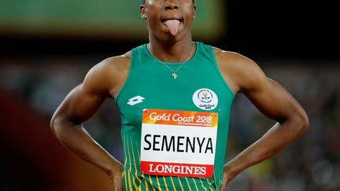 <p>               FILE - In this Friday, April 13, 2018 file photo South Africa's Caster Semenya waits to compete in the woman's 800m final at Carrara Stadium during the 2018 Commonwealth Games on the Gold Coast, Australia. Caster Semenya lost her appeal Wednesday May 1, 2019 against rules designed to decrease naturally high testosterone levels in some female runners. (AP Photo/Mark Schiefelbein, File)             </p>