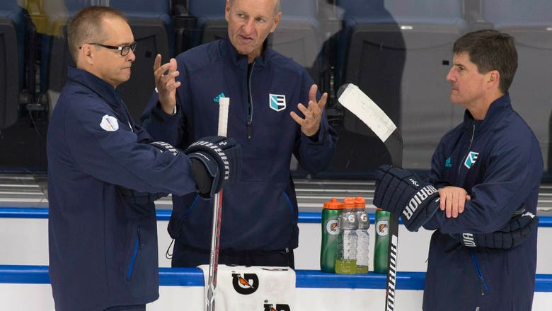 Fellow coaches expect Krueger to thrive, adjust with Sabres