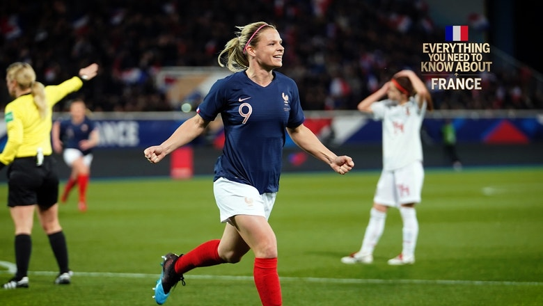 Everything you need to know about France heading into the FIFA Women's World Cup