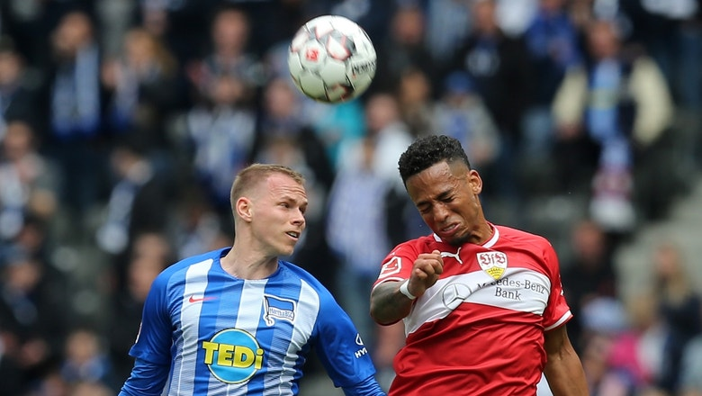 Hertha BSC Berlin vs. VfB Stuttgart | 2019 Bundesliga Highlights