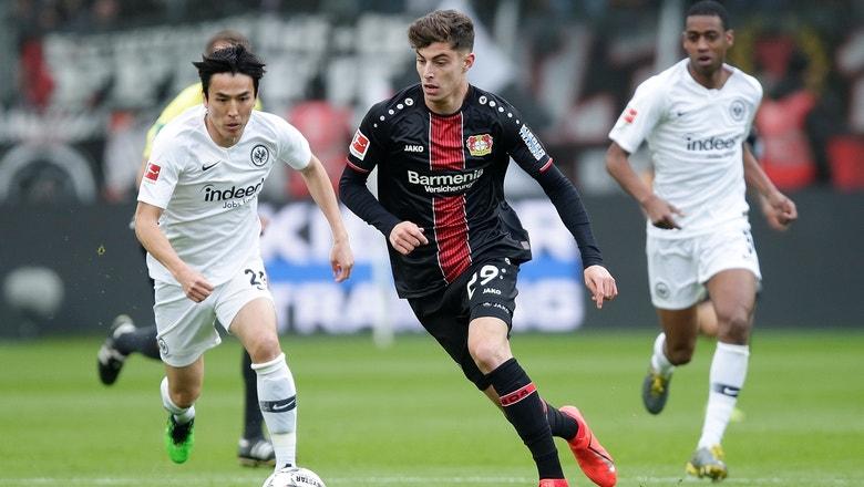 Bayer Leverkusen vs. Eintracht Frankfurt | 2019 Bundesliga Highlights