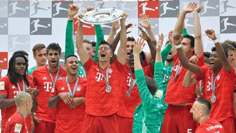 90 in 90: Bayern Munich vs. Eintracht Frankfurt | 2019 Bundesliga Highlights