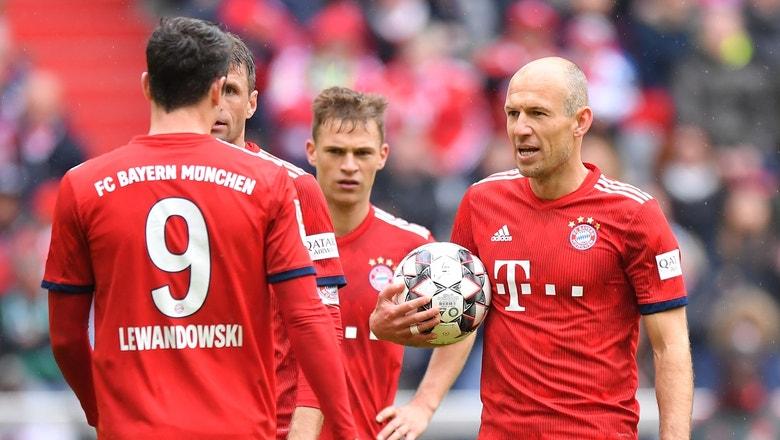Bayern Munich vs. Hannover 96 | 2019 Bundesliga Highlights