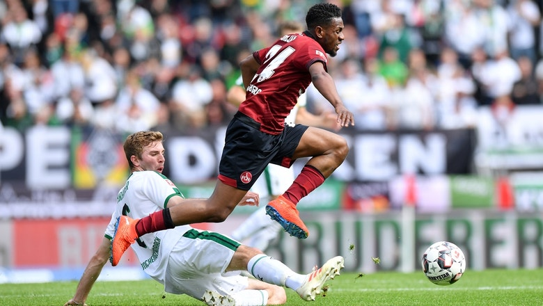 1. FC Nurnberg vs. Monchengladbach | 2019 Bundesliga Highlights