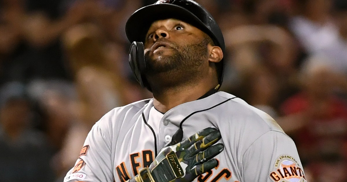 Pablo Sandoval homers again, leads Giants over D'Backs