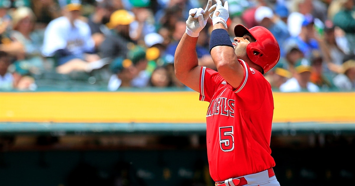 Pujols inches closer to A-Rod on all-time RBI list