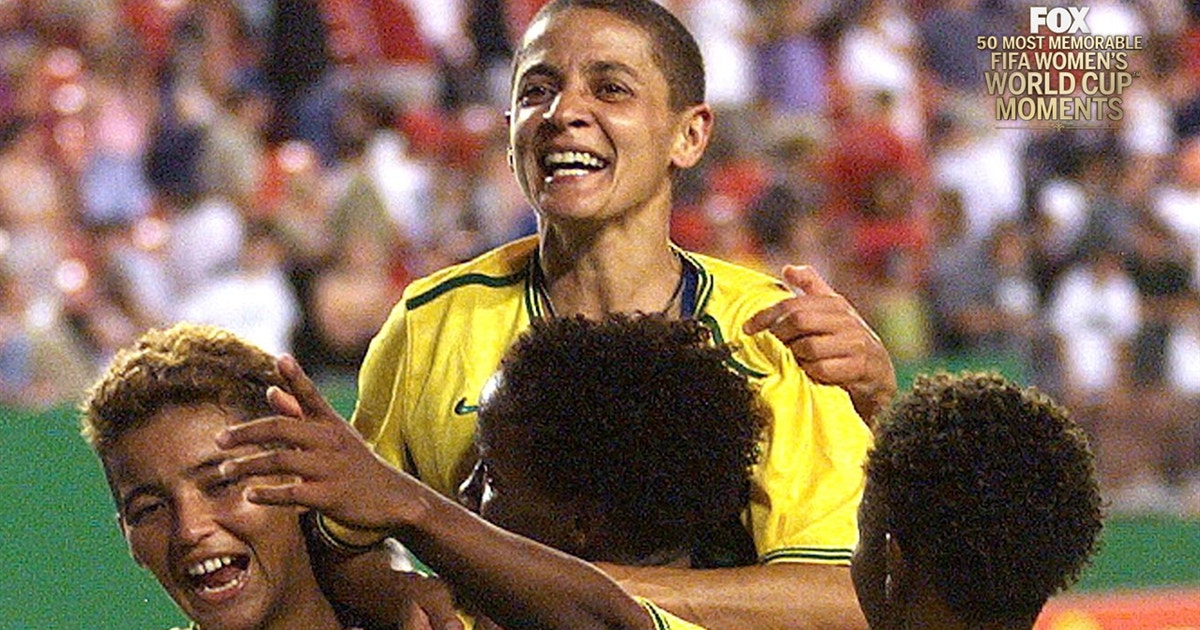 19th Most Memorable Women's World Cup™ Moment: Sissi decides all-time classic