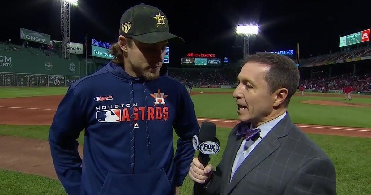 Josh Reddick discusses the Astros 10th straight win with Ken Rosenthal