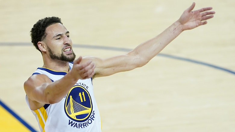 Colin Cowherd: It's not 'egregious' that Klay Thompson was left off All-NBA team