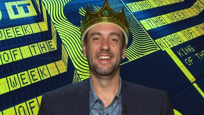 Clay Travis: 'The over is the play' for Golden State and Portland's combined points in Game 4