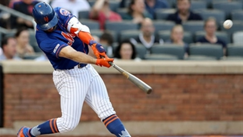 Pete Alonso hits 15th home run of the year in 5-3 win over Washington