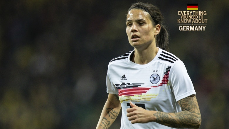 Everything you need to know about Germany heading into the FIFA Women's World Cup™
