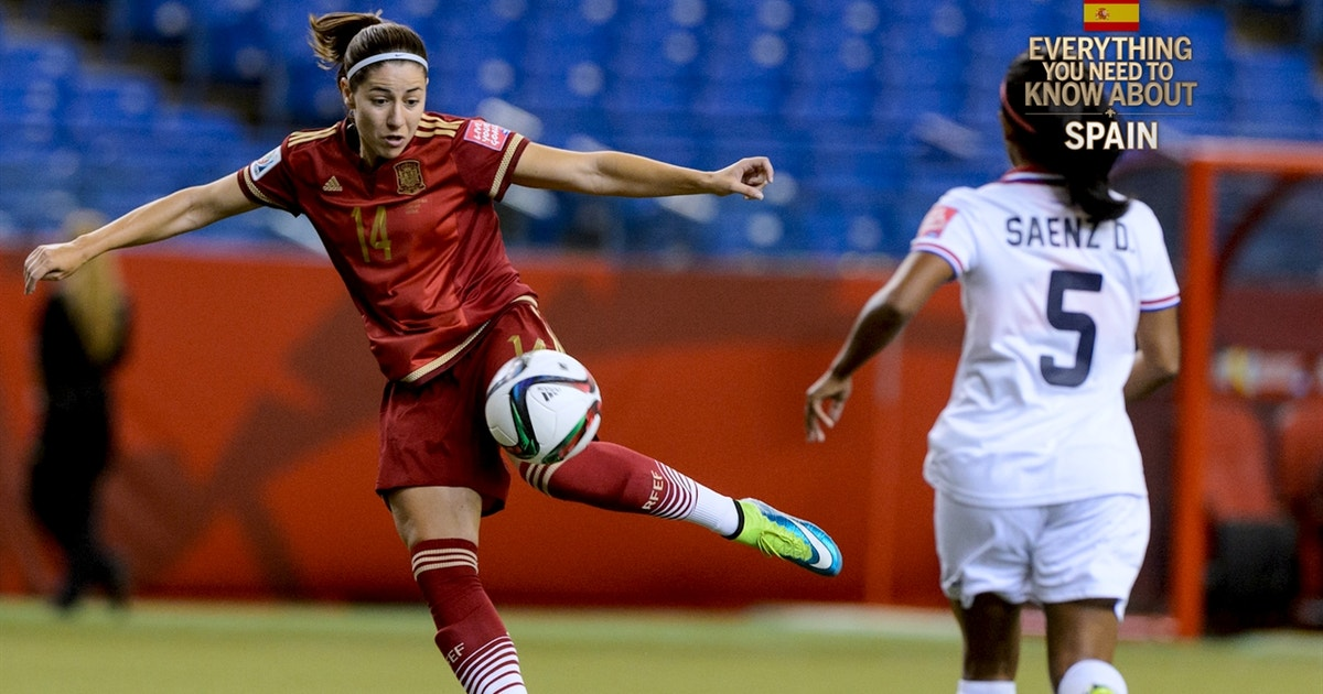 Everything you need to know about Spain heading into the FIFA Women's World Cup™