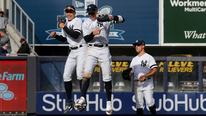 How will Yankees juggle their lineup when healthy?